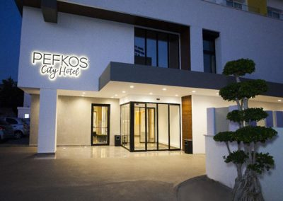 PEFKOS CITY HOTEL